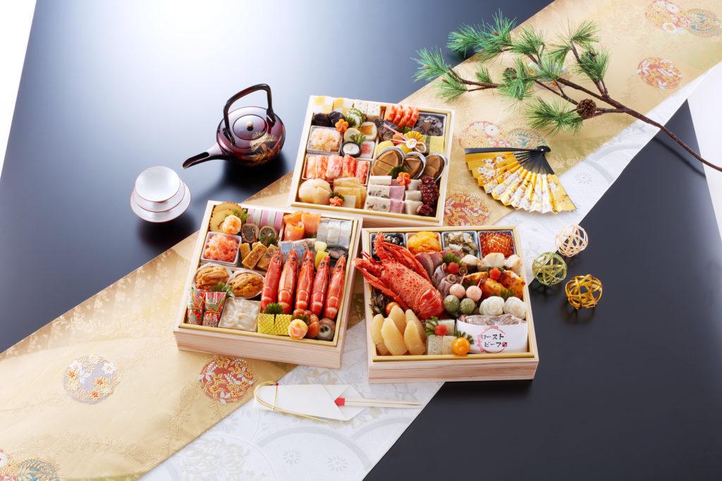 京都祇園「華舞」監修高級特大重_宝の舞