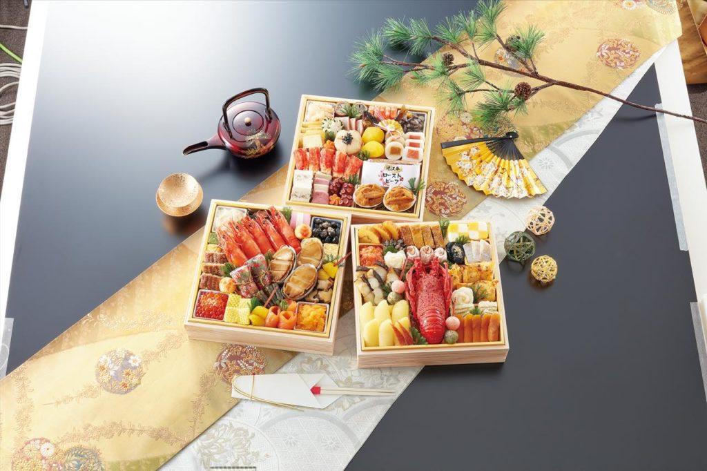【匠本舗のおせち】京都祇園「華舞」監修高級特大重 宝の舞(ほうのまい)